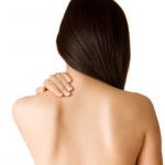 肩こり、首こり、背部痛なら肩甲骨矯正